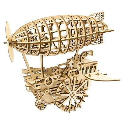 ROKR 3D-Holz-Puzzle Air Vehicle Modellbausatz