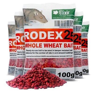 Pest Expert Rat /& Mouse Poison Pasta Paste Bait 6kg Professional Strength