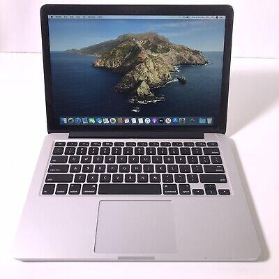"Apple MacBook Pro Retina 13"" / 128 GB SSD / 8 GB RAM / Core i5 / 2015 OS / P48"