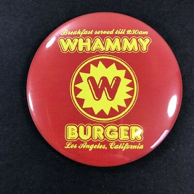 Food 2.25 Magnet (Whammy Burger 2.25