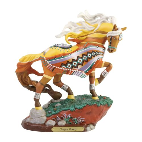 ENESCO THE TRAIL OF PAINTED PONIES CANYON BEAUTY 6007396
