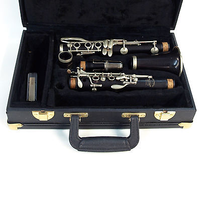 Vintage Evette & Schaeffer, Buffet crampon Master Model Clarinet   Paris, France