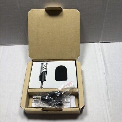 Black Mini Microphone Recorder - New Excelvan R1 3.5mm Recording Mini Mobile K-Song Microphone Black