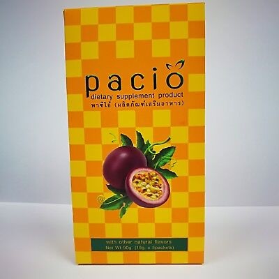 Parcio Detox Vitamins Extracts Natural The Best for Inner Strength of Body W &