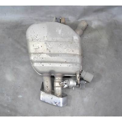 2010-2013 BMW F07 5-Series Gran Turismo GT Left Rear Exhaust Muffler w Tip OEM