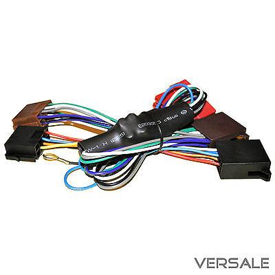 Aktiv System Radio Adapter Kabel für Audi A2 A3 A4 A5 A6 A8 TT Bose DSP VW Seat (System-kabel)