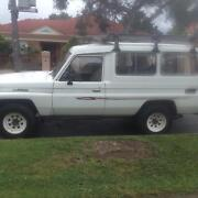 1990 Toyota LandCruiser Ute Box Hill North Whitehorse Area Preview