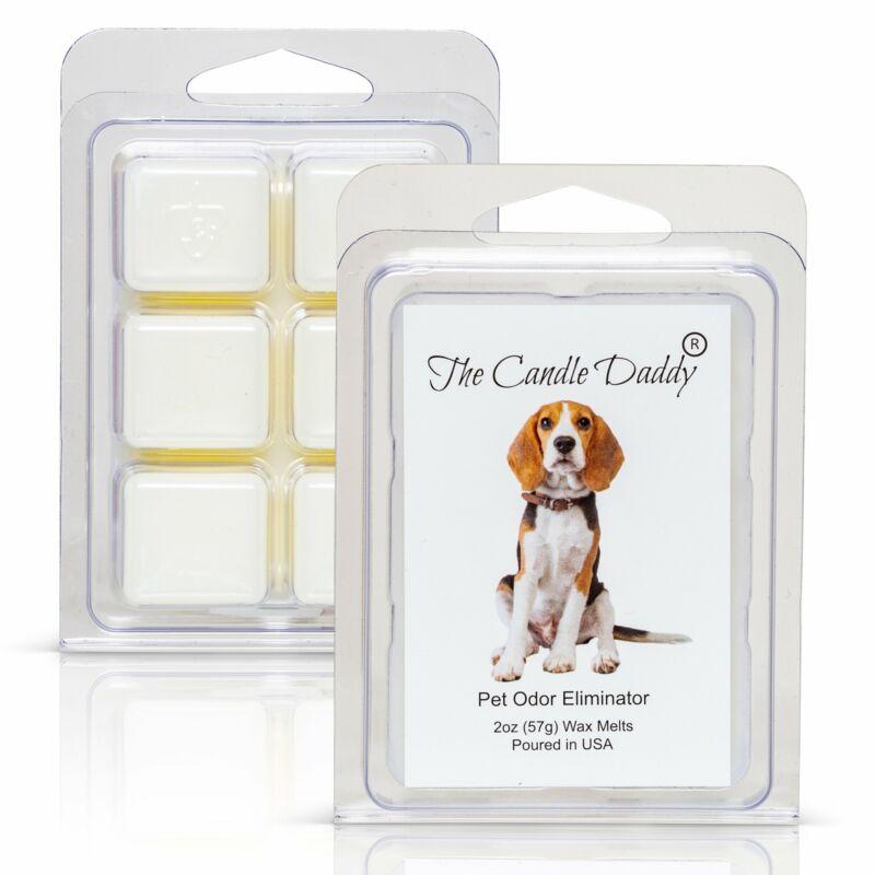 Beagle Dog - Pet Odor Eliminator Scented Melt- Maximum Scent Wax Cubes/Melts- 1