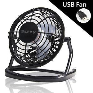 mini ventilateur usb portable silencieux ordinateur pc bureau maison ebay. Black Bedroom Furniture Sets. Home Design Ideas