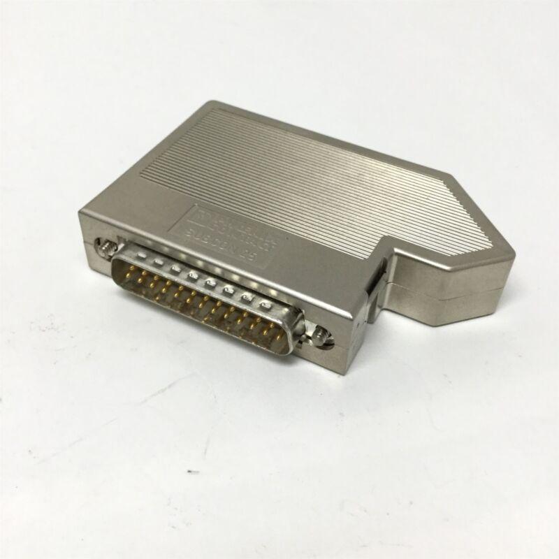 Phoenix 2761622 Subcon 25-Pin D-Sub Bus Connector Male, Screw Terminals