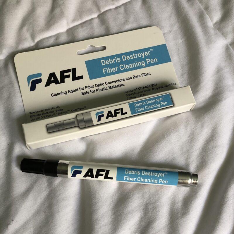 Fiber Optic Cleaning Pen, AFL Debris Destroyer