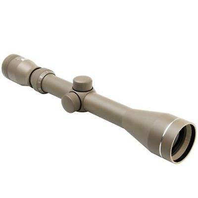 Shooter Series (NcStar 3-9x40 Shooter Series P4 Sniper Rifle Scope w/Weaver Mounts Tan SFB3940BT )