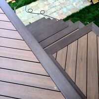 Fence and deck builder.