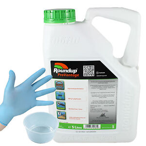 ROUNDUP PRO VANTAGE 480 - 5 Ltrs - THE NEW STRONGER VERSION OF PRO BIACTIVE 450