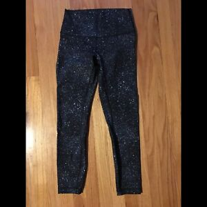 Lululemon full length leggings size 6