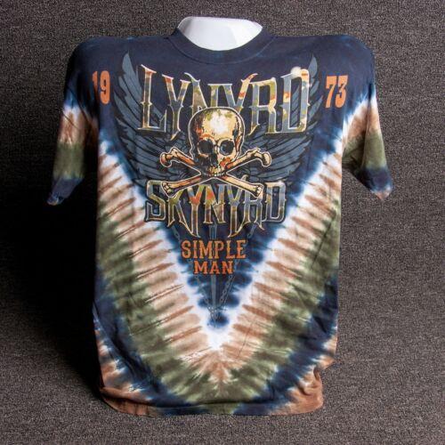 """Officially Licensed Lynyrd Skynyrd """"Simple Man"""" 1973 T-Shirt"""