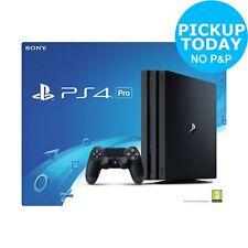 Sony PlayStation PS4 Pro 1TB 4K Console - Black.