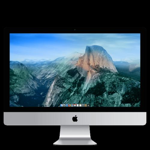 """Apple iMac 27"""" (2011) Core i5 2,7 GHz 1 TB HDD 4 GB #Sehr gut"""