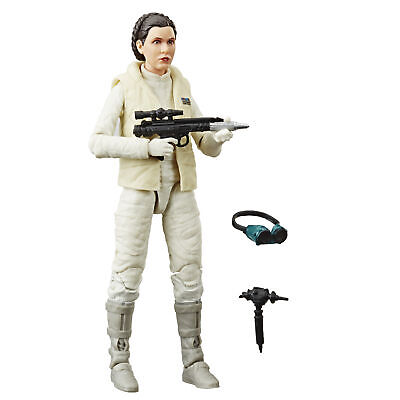 Star Wars The Black Series Princess Leia Organa (Hoth) 6-inch Scale Star Wars: