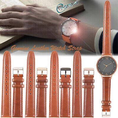 Kapten & Son Genuine Leather WristWatch Watch Strap Straps Replacement 18mm 22mm