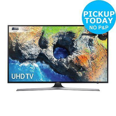 Samsung 55MU6120 55 Inch 4K Ultra HD HDR Freeview Smart WiFi LED TV