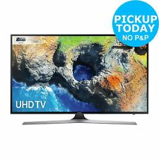 Samsung 55MU6120 55 Inch 4K Ultra HD HDR Freeview Smart WiFi LED TV