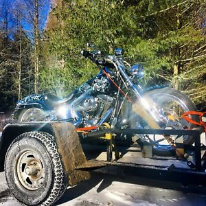 $50 TRAILER MOTORCYCLE TOW