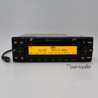 Mercedes Audio 30 APS BE4716 MP3 Navigationssystem AUX-IN Klinkenstecker Radio