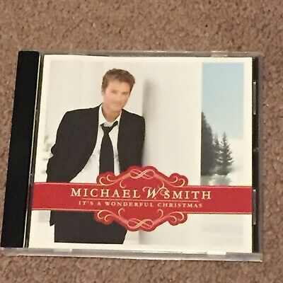 It's a Wonderful Christmas by Michael W. Smith (CD, Christian, Religious, 2007)  ()