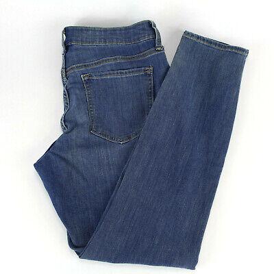 Rockstar Leggings (Old Navy Womens Jeans Size 12 The Rock Star Skinny Leg Distressed Medium)