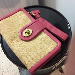 Coach Purse Pink Authentic