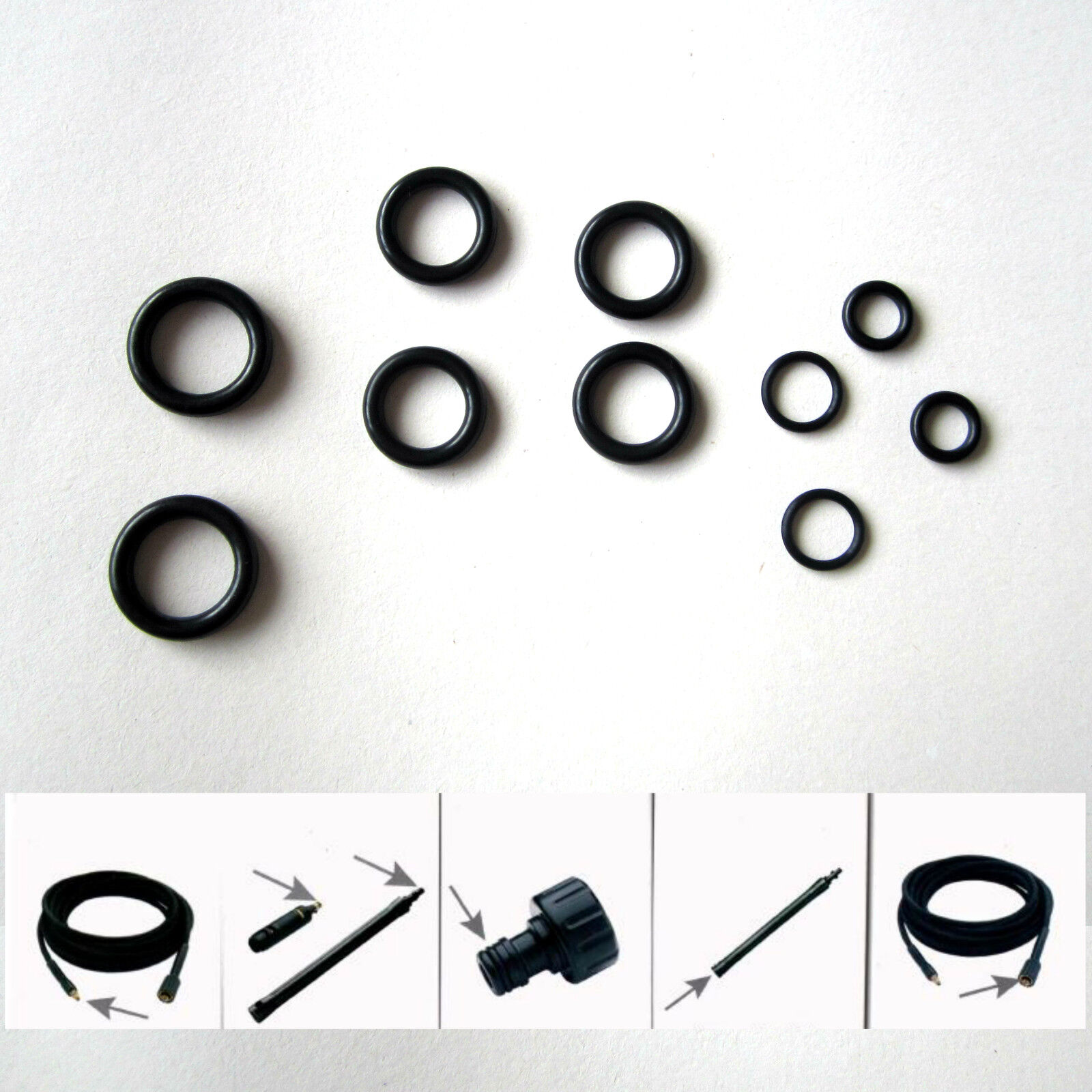 Pressure Washer O Ring Lubricant
