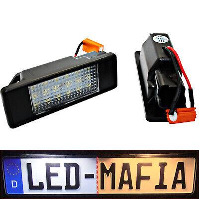 Mercedes Sprinter W906 / Bus Kasten - LED Kennzeichenbeleuchtung Module - 6000K