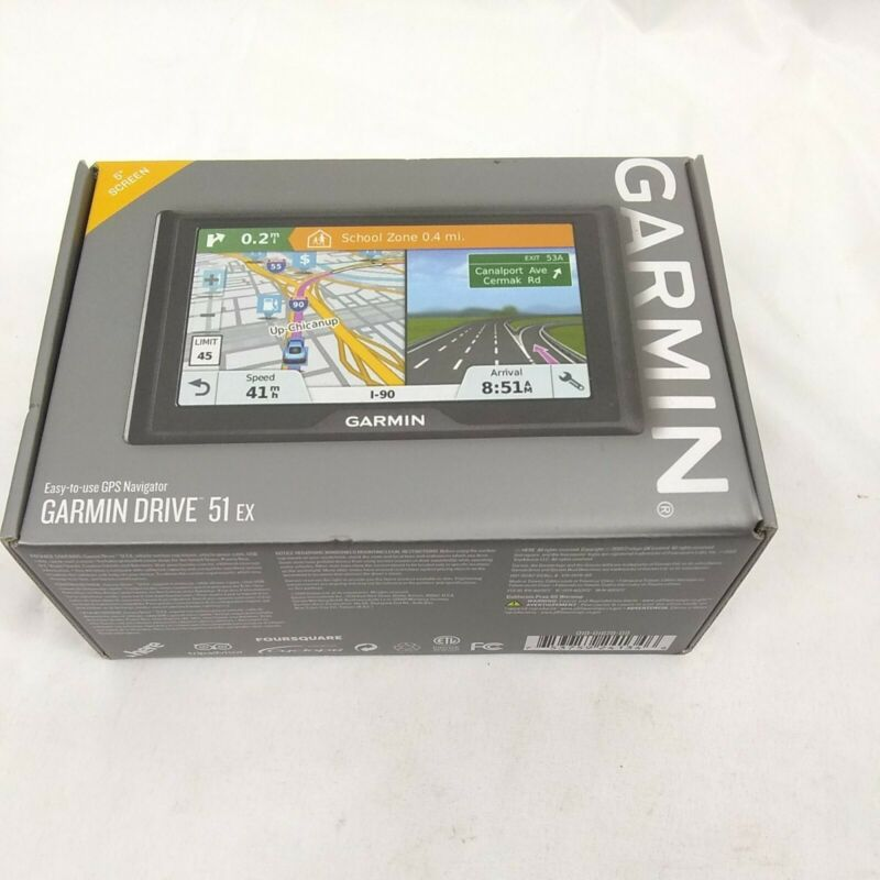 Garmin drive 51 EX