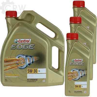 8 Liter Original Castrol EDGE Titanium FST 5W-30 LL Motoröl Motorenöl Engine Oil comprar usado  Enviando para Brazil