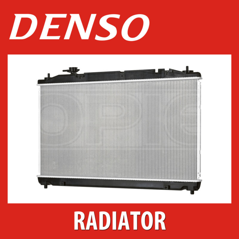 DENSO Radiator - DRM51011 - Engine Cooling Part - Genuine DENSO OE Part