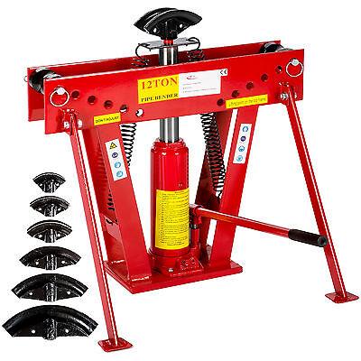 Rohrbiegemaschine Rohrbieger Biegemaschine Rohrbiegegerät hydraulisch 12T 43 kg