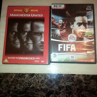 FIFA 07, PC DVD-Rom Game. & Manchester untiedDVD UK FREE POST (2 DVDs) comprar usado  Enviando para Brazil
