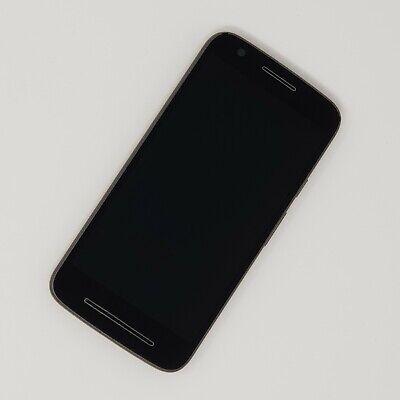 "Motorola Moto E3 4G 5"" - Smart Phone - Black - Excellent Condition - Unlocked"