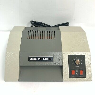 Ibico PL-140 IC Pouch Laminator - Free Shipping!