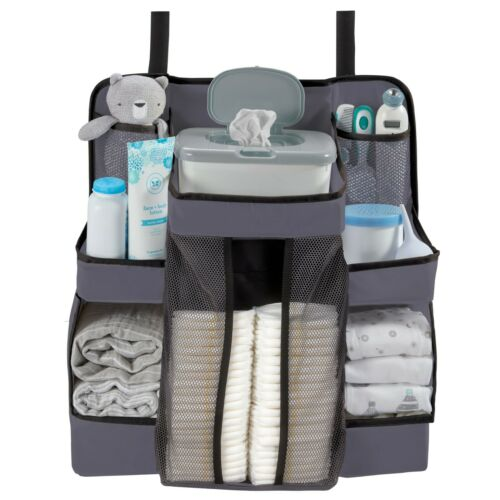 L.A. Baby Diaper Caddy and Nursery Organizer for Baby