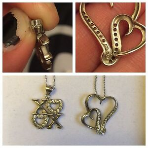 STERLING SILVER NECKLACES  Cambridge Kitchener Area image 1