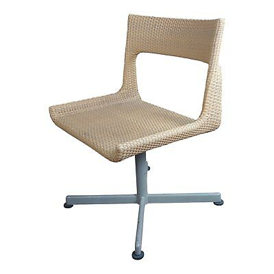 Kettal -original 1960s Mid century Modern Outdoor woven Chair