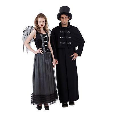 Dark Fallen Angel Totally Ghoul Women's Vampiress Costume One Size Fits - Fallen Angel Costumes For Women