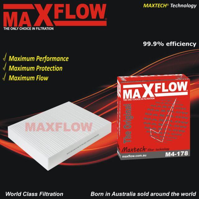 Fit Toyota Landcruiser Sahara VDJ200R Cabin Pollen Filter Maxflow® Cabin Filters