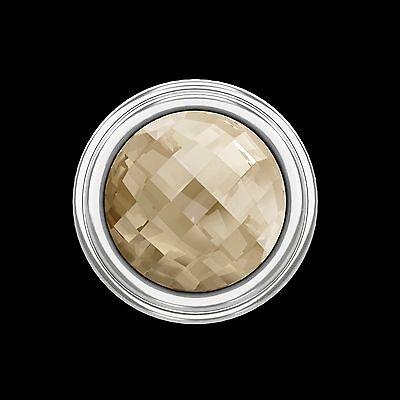 (Endless Jewelry Collection Charm Smokey Love Globe Silver 41313-1 New Free Ship)