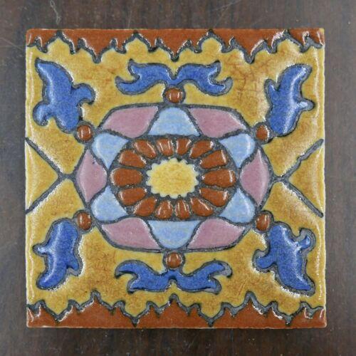 Kraftile Vintage Tile Decorated California
