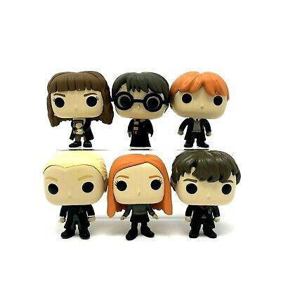 6 Funko Mini Pop Advent Calendar Harry Potter Hermione Ron Ginny Neville Draco