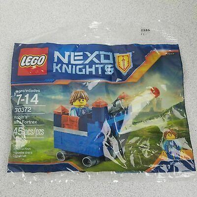 LEGO Nexo Knights Robin's Mini Fortress Set 30372 Polybag NEW Sealed