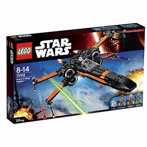 LEGO 75102 Star Wars - Poe's X-Wing Fighter